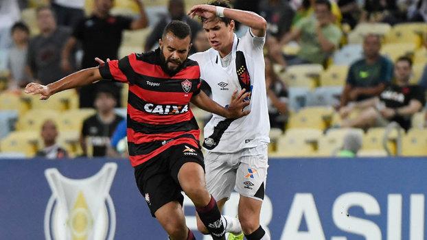 Vitória arrancou empate nos minutos finais no Maracanã af0444f5bb4fe