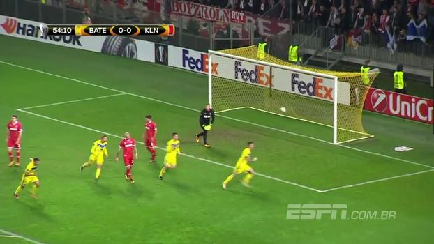 Bate Borisov vence lanterna, ganha uma posição e fica a 5 pontos do Arsenal