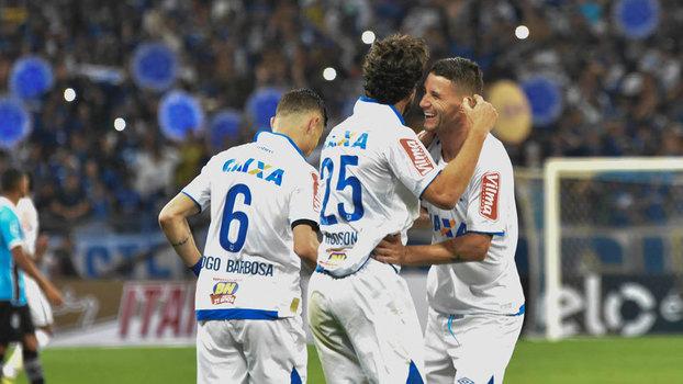 Copa do Brasil: Gols de Cruzeiro 1 (3) x (2) 0 Grêmio
