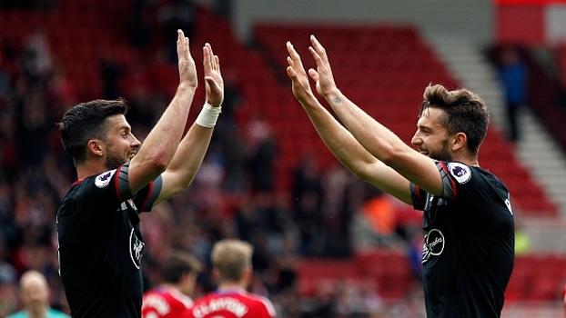 Southampton derrota o já rebaixado Middlesbrough fora de casa por 2 a 1