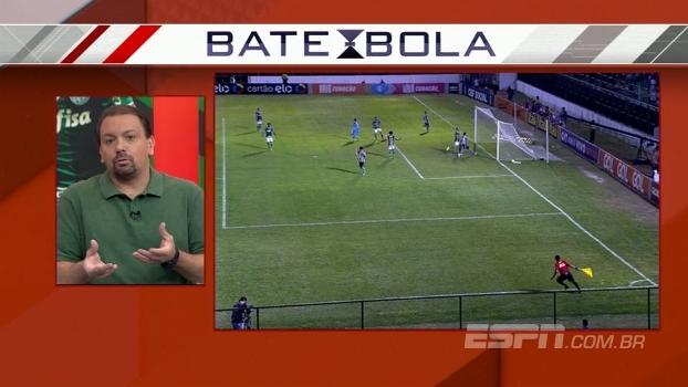 Alê Oliveira: 'Se Botafogo jogar sempre assim, não vai cair'