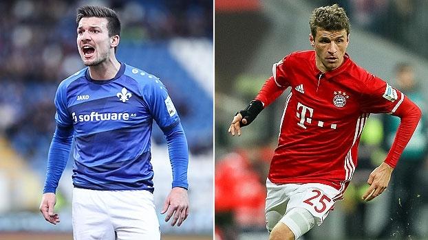 Não perca! Domingo você assiste à Darmstadt x Bayern de Munique na ESPN Brasil e WatchESPN, às 12h20
