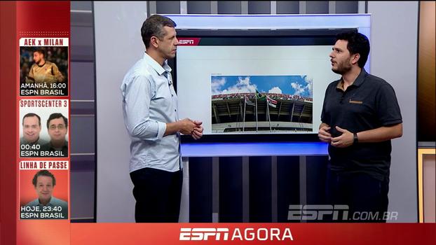 Bastidores do São Paulo, decisão no Baseball e espnW; editor do ESPN.com.br mostra novidades