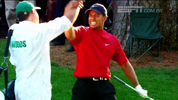 Após 8 cirurgias, Tiger Woods está buscando voltar à forma, mas não descarta não jogar mais profissionalmente