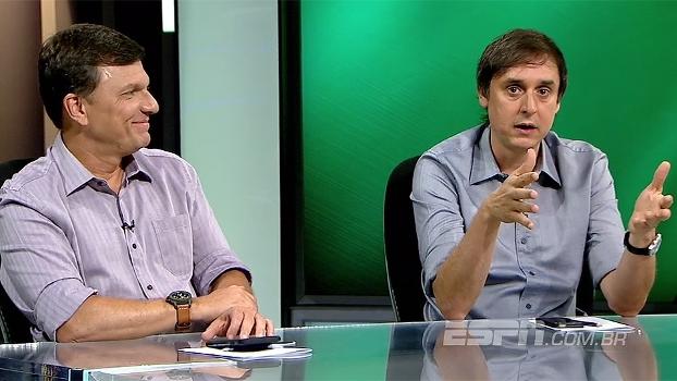 Para Tironi, haverá disputa no gol do São Paulo: 'Não acho que o Sidão chegará tomando conta'