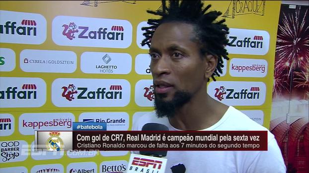 Zé Roberto diz que Grêmio 'honrou a camisa', mas avalia dificudade de enfrentar o Real: 'Uma diferença muito grande'