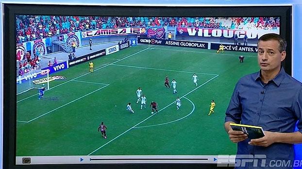 Bola na mão de Fagner, empurrão em Jô, Romero impedido; Sálvio analisa lances do jogo do Corinthians