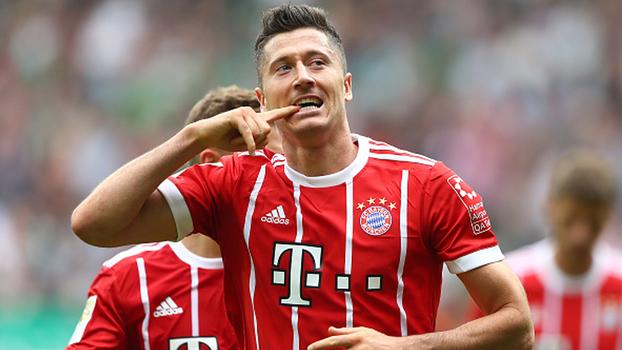 Veja os gols da vitória do Bayern de Munique sobre o Werder Bremen por 2 a 0 pela Bundesliga!
