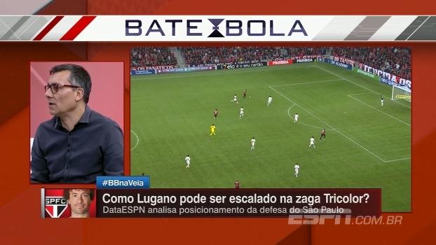 Calçade sobre São Paulo: 'Em um time mais organizado, o Rodrigo Caio estaria em outro patamar'
