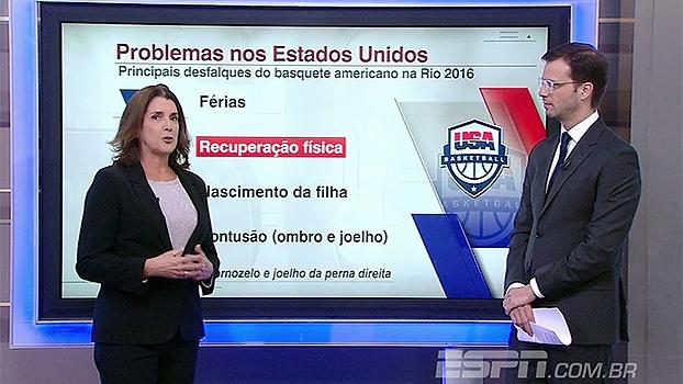 Para Magic Paula, ouro olímpico não está garantido para os EUA no basquete