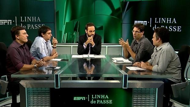 Arnaldo: Palmeiras talvez seja o único time que pode usar formações alternativas em campeonatos diferentes