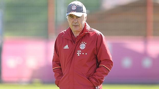 Ancelotti enaltece Copa da Alemanha: 'Será a minha primeira vez lá e quero muito vencer'