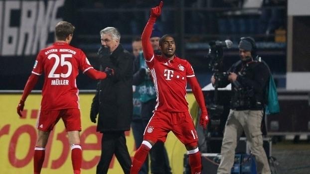 Alemão: Melhores momentos de Darmstadt 0 x 1 Bayern de Munique