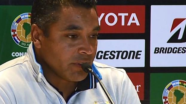 Roger reconhece superioridade do Rosario: 'Jogo de excelência'
