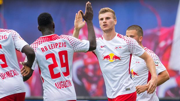 Bundesliga: Gols de Leipzig 4 x 1 Freiburg