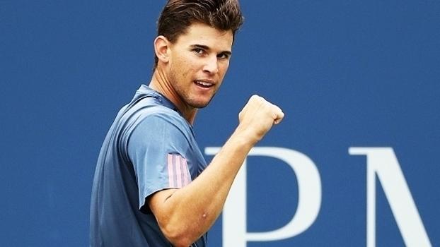 ATP 250 de Metz: Lances de Dominic Thiem 2 x 1 Gilles Simon