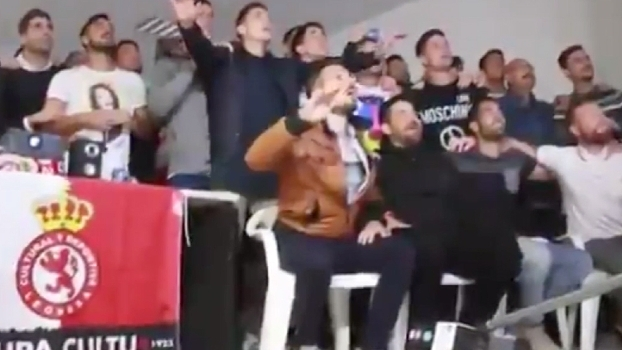 É Copa do Mundo? Time da 3ª divisão explode de alegria ao saber que enfrentará Real Madrid na Copa do Rei