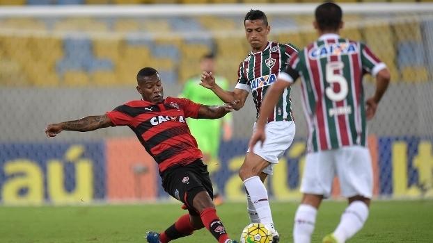 Brasileiro: Gols de Fluminense 2 x 2 Vitória