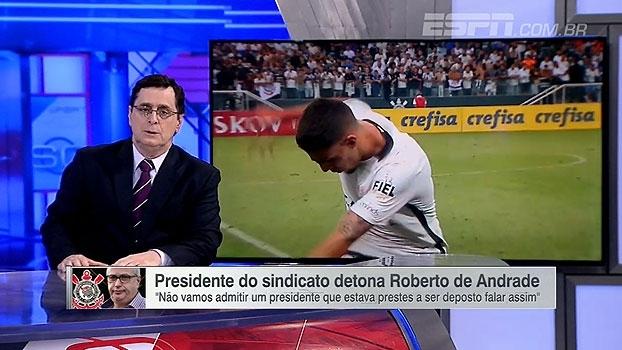Antero avalia declarações de Roberto de Andrade: 'Foi uma atitude de soberba'