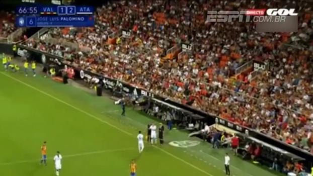 Assista aos gols da vitória da Atalante sobre o Valencia por 2 a 1!