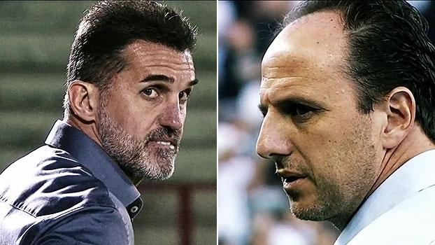 Brasil é máquina de demitir técnicos? Abertura do SportsCenter é dedicada a Ceni e Vagner Mancini
