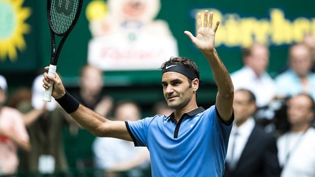 Veja lances de Roger Federer 2 x 0 Yuichi Sugita
