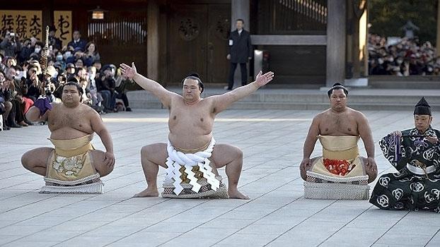 Japonês conquista título da Copa do Imperador e coloca fim a jejum de 19 anos no sumô