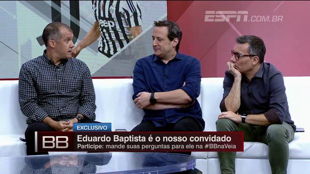 Eduardo Baptista cita treinadores de Benfica e Internazionale entre seus preferidos na Europa