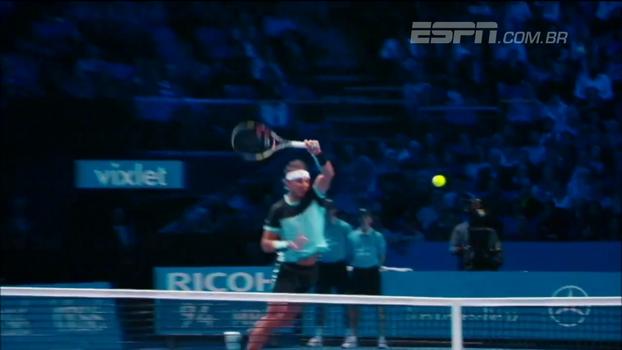 De volta ao topo do mundo, nove anos após a primeira vez, Nadal fala; Federer, eterno rival, elogia o espanhol