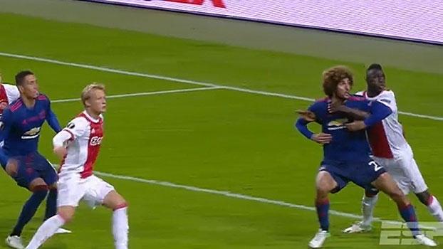 Calçade diz que 'meninos' do Ajax sentiram o peso da final e destaca Mourinho: 'Boa estratégia'