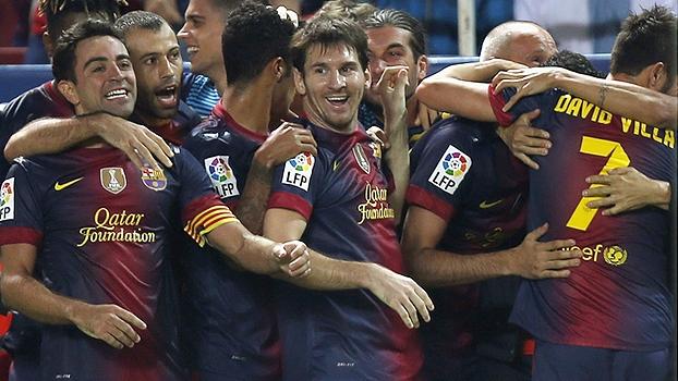 Espanhol: Gols de Sevilla 2 x 3 Barcelona