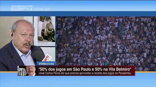 Novo presidente quer reformulação no futebol do Santos: 'Base não é para ser campeão, base é para revelar'