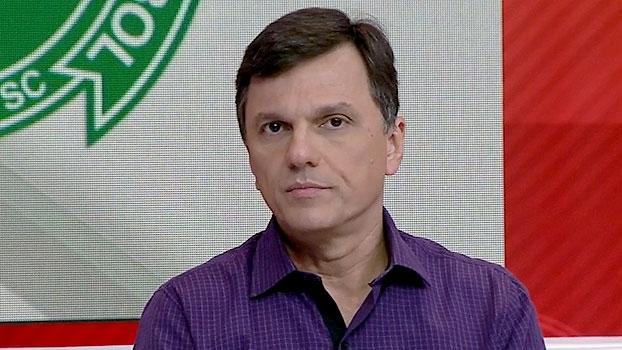 Mauro concorda com postura da Chape ao recusar três anos sem rebaixamento