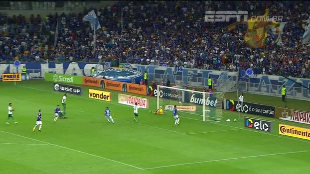 Eduardo de Meneses conta como o Cruzeiro conquistou a vaga no empate contra o Palmeiras
