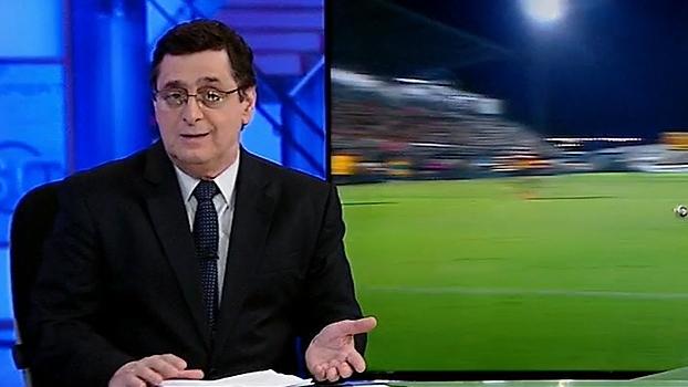 Antero minimiza número de gols sofridos pelo São Paulo de Ceni: 'É só dar uma ajustada'