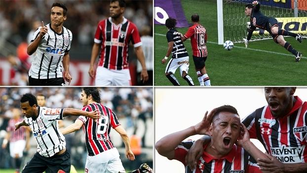 Relembre todos os duelos entre Corinthians e São Paulo na Arena
