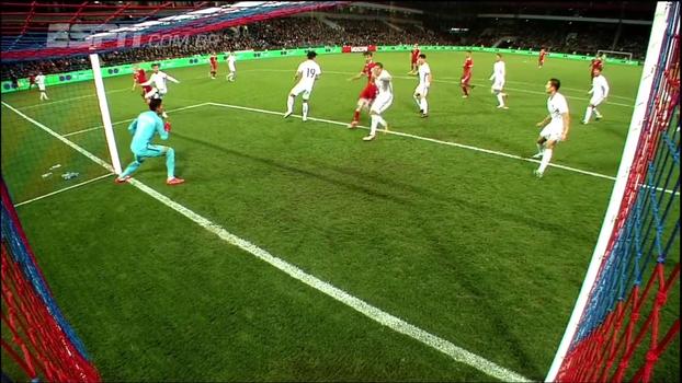 Você nunca mais verá isso: zagueiro da Coreia do Sul faz dois gols contra em menos de dois minutos