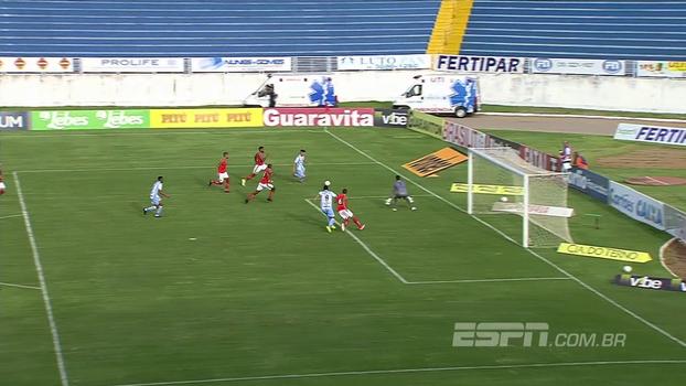 Assista ao gol de Boa Esporte 0 x 1 Londrina