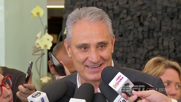Tite fala sobre cursos nacionais para treinadores e comenta técnicos estrangeiros no Brasil: 'Não há diferença'