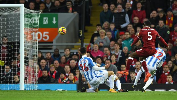 Premier League: Melhores momentos de Liverpool 3 x 0 Huddersfield Town