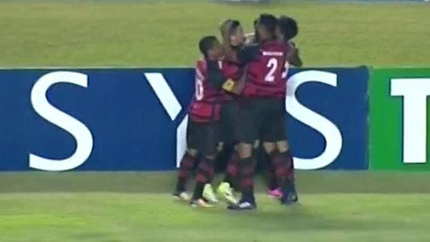 Série B: Gols de Goiás 0 x 2 Oeste