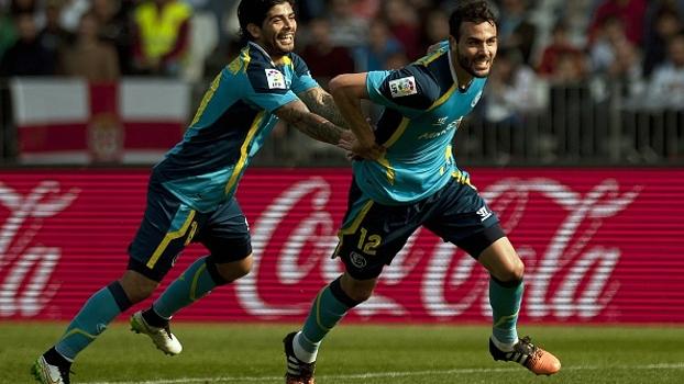 Confira os melhores momentos da vitória por 2 a 0 do Sevilla sobre o Almería