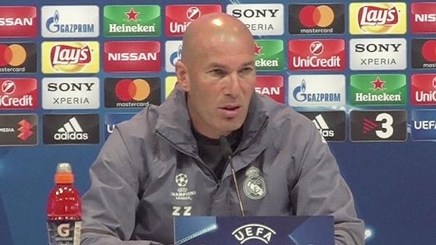 Técnicos e jogadores de Real e Atlético de Madri esquecem passado; Zidane: 'Agora é tudo diferente'