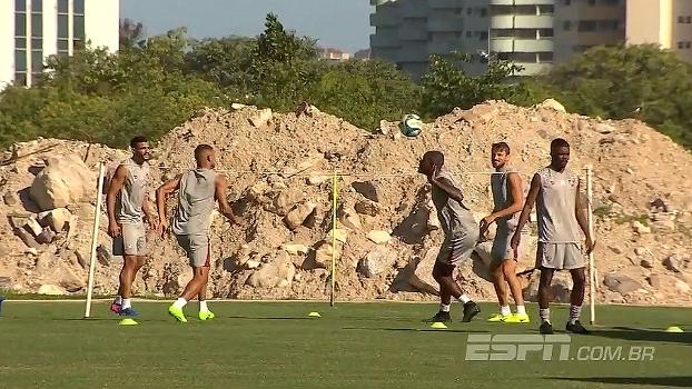 Fluminense, com força máxima, encara o Botafogo nesta quinta-feira