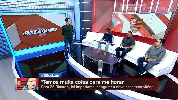 Sem sofrer e uma boa partida de Cuéllar: BB Debate analisa vitória do Flamengo