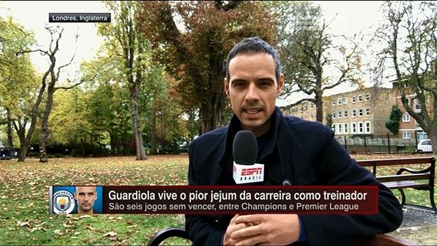 Questionamentos ao estilo de jogo de Guardiola? João Castelo Branco traz notícias do City