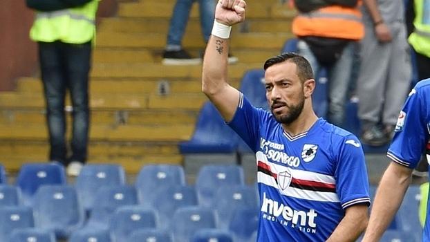 Chievo perde para a Sampdoria e para em 14º após cair duas posições