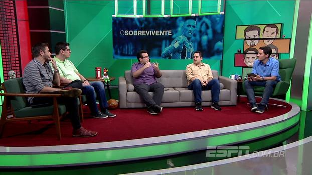 Comentaristas do BB Debate mostram importância da relação entre Renato Gaúcho e elenco para boa campanha do Grêmio