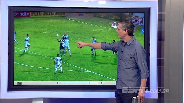 Sálvio: árbitro deixou de marcar pênalti para o Botafogo contra o Bragantino