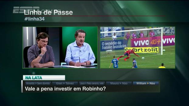 Juca responde Arnaldo e coloca Hernanes como melhor jogador no Brasil: 'É impressionante o que ele está fazendo'